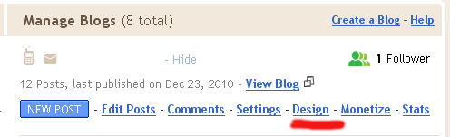 SEO Friendly Title for Blogspot